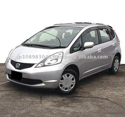 Fit Jazz Japanese small car 1300cc Damaged cars for sale