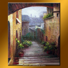 New arrival landscape pictures of oil painting for living room