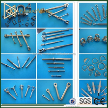 Rigging Hardware Stainless Steel Wire Rope Accessories