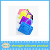 2015 hot fashion silicone handbag /silicone rubber girl handbag