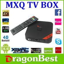 Universal Cable Set Top Box Full Hd Media Player/ MXQ Tv Box