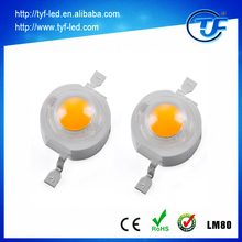 China made Best price epistar 1 watt LED cold white