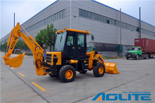 High Quality Small Tractor Backhoe With Price For Sale