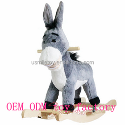 donkey ride toy