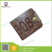 Low price High-ranking mini men's leather wallets