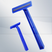 high quality China hair thinning scissors with razor blade (Razor & Blade)