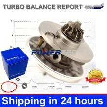 turbolader chra 753420 753420-0002 turbo turbocharger cartridge for C-MAX 1.6 TDCi OEM 9660641380