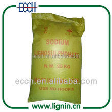 Sodium Lignosulfonate MN-3 Wood Chemical Raw Material Of Products
