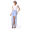 Wholesale New fashion short mini Skirt with Chiffon