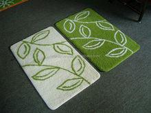 Microfiber Non Skid Rope Bath Mat