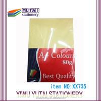 2015 hot high quality elegant decorating color chart paper
