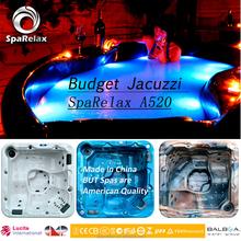 Outdoor Spa China Acrylic Spa Supplier for EU Spa Dealer wtih CE