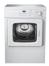 6kg secador de ropa mini con tambor de acero inoxidable