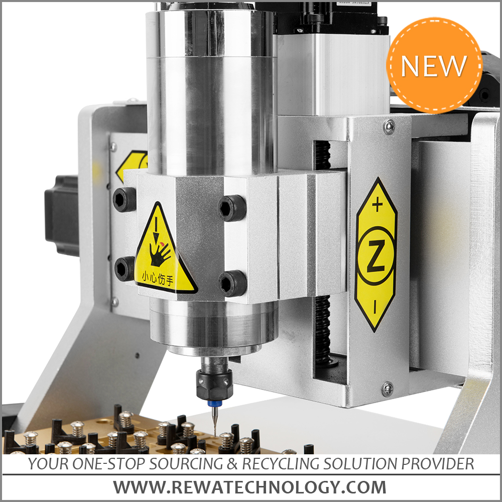 Rewa Cnc Chip Grinding Machine