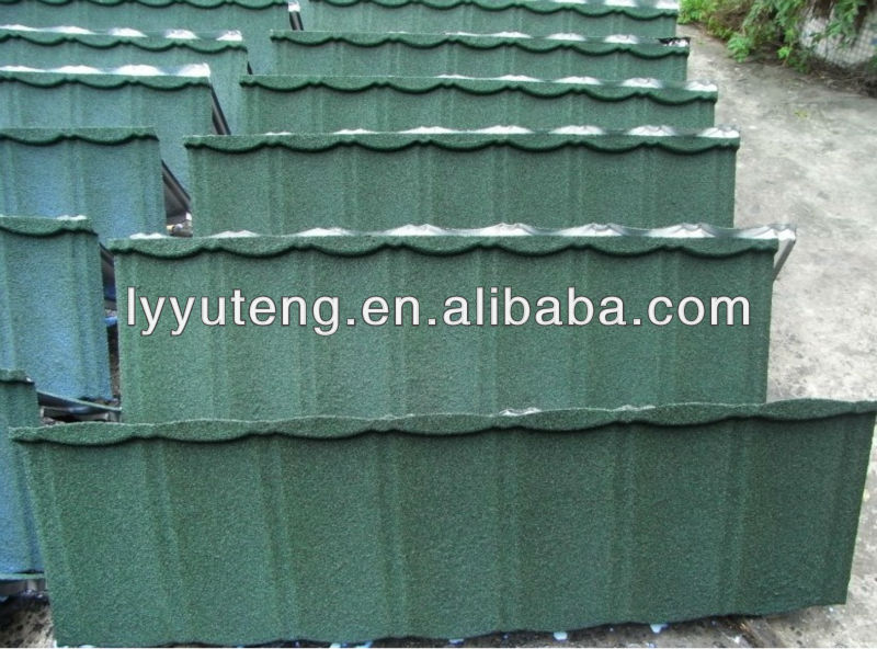 Metal roof covering offer 5 type best chinese building for Types of roof covering materials