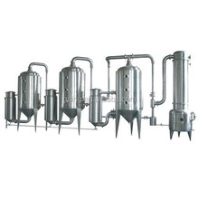 Single Effect Central circulation Juice Vacuum Evaporator with continue operation