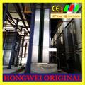 2014 tecnológico novo alumínio pintura em pó eletrostático equipamentos