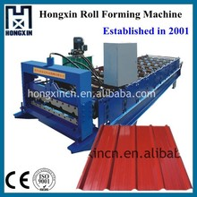 Equipment For the Production of Roof Sheet/ Galvanized Metal Roofing Profile Roll Forming Machine