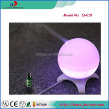 Essential Oil Aromatherapy Diffusers - Quiet Electric Ultrasonic Humidifier Air Purifier With Auto Power Off Function