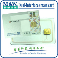 M&W RF Series contactless+contact smart card reader