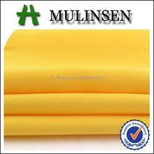 Mulinsen 2015 solid dyed shinny polyester satin chiffon for dancing