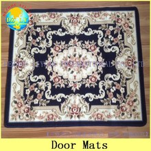 Nylon home, hotel, commercial, office printed pattern door/floor/home mat