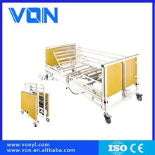 Fitness equipment hospital furniture electric medical bed