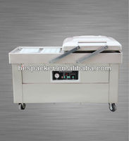 Nitrogen filling vacuum packing machines for meat