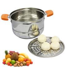 stainless steel intellisteam food steamer for vegetables