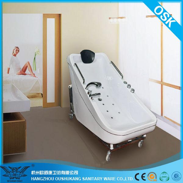 Hydro Bath Spa For Disabled Person - Buy Portable Bath Spa,One ...