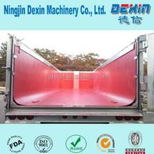 Personalizado UHMW PE pick up truck bed liners vermelho de UHMW-PE na China