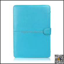 Flip leather cover for macbook, for apple laptop PU leather shell