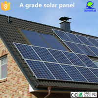 20W polycrystalline PV solar panel with lower price solar panel manufacturers in china