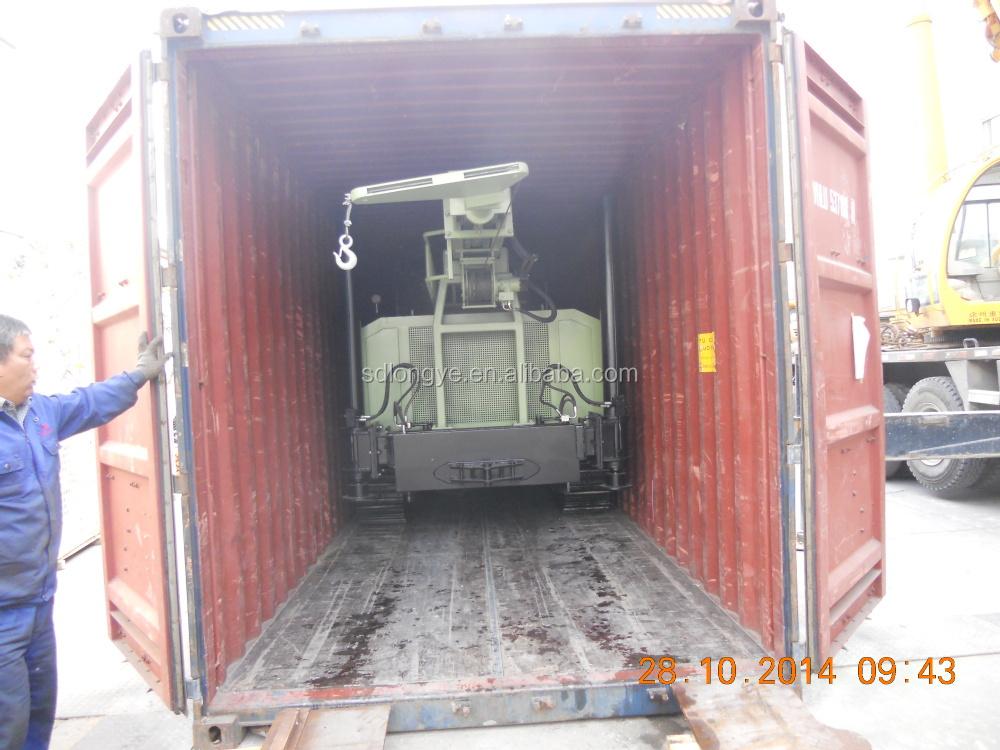 350 м гидравлические скважины бурение скважин на воду машина SLY550 для продажи (экспорт в США)