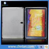 Hot selling anti-slide gel cover for samsung galaxy note 10.1 2014 edition
