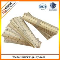 Pine wood 15cm engineer scale