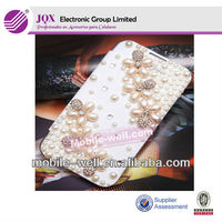 Diamond hot selling wallet case for iphone 5 ""