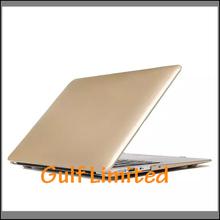 Classic series plastic hard case for macbook air laptop
