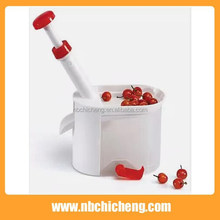 Newest Fruit Corer Cherry Pitter/Plastic Kitchen Gadgets Cherry Pitter