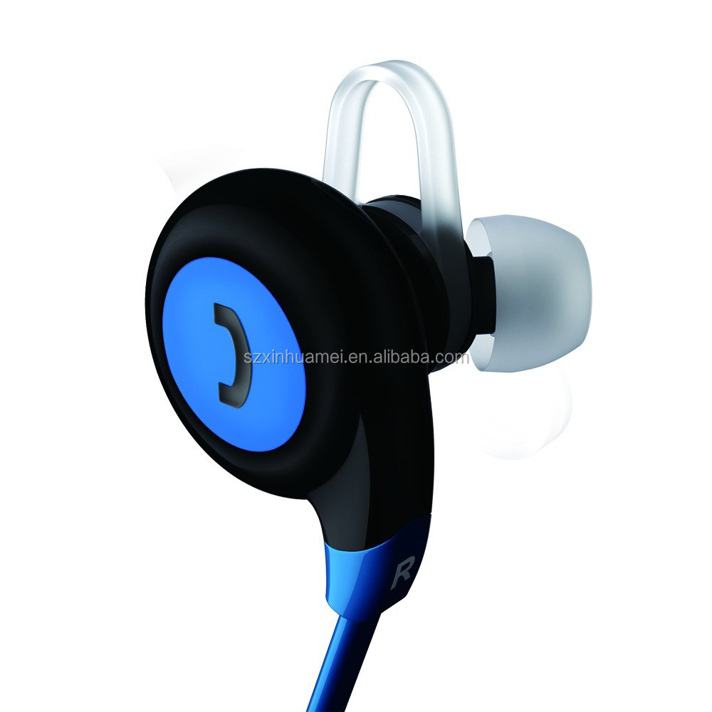 wireless bluetooth sport in ear headphones earbuds. Black Bedroom Furniture Sets. Home Design Ideas