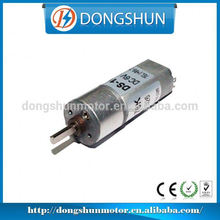 Factory supply 3v 16mm DS-16RS050 dc micro metal gear motor