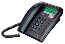 Menu in English/French/German/Spanish/Italian/Denish/Turkish selection caller id telephone