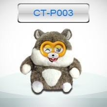 china cheap electronic toys for kids hamster , interactive pets with smartphone and tablets, educational toy