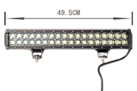 "Dual Row 108w 20"" LED Bar Spot Light Truck UTV 4X4 Off Road Fog Driving MD-8202-108"