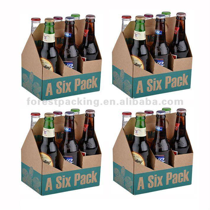 6 vin bi re bouteille carton bo te d 39 emballage 600024 caisses d 39 emballage id du produit. Black Bedroom Furniture Sets. Home Design Ideas