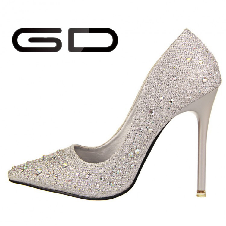 zapatos de boda para mujer - vestido de novia