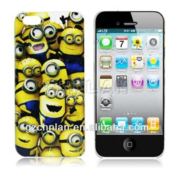 for iphone sublimation case, 3d sublimation case for iphone 5