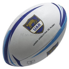 Cheap inflatable rugby ball