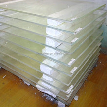 good quality of x ray protective lead glass price