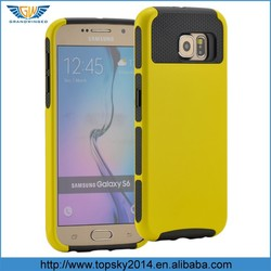 Factory price waterproof ultra rugged case for Samsung Glaxy S6 ,for S6 waterproof case